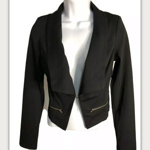 Material Girl motorcycle blazer size Small